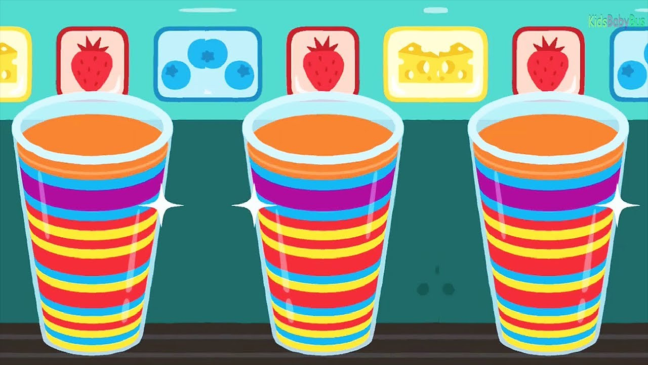 Baby Colors Games To Play Pet Cafe Feeding Time - Learn Colors And Fun  Preschool Games