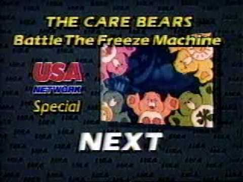 USA Network Special Care Bears Battle The Freeze Machine