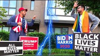 Yard Politics War