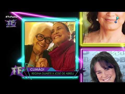"""Regina Duarte defende José Mayer: """"Covardia, uma das coisas mais cruéis"""""""