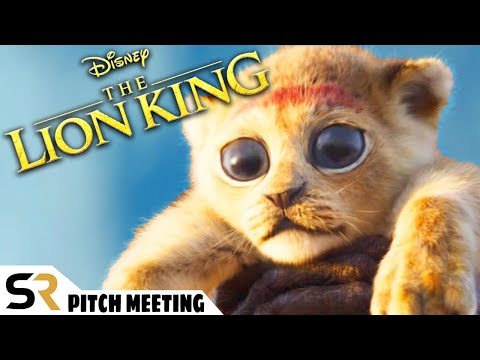 the-lion-king-(2019)-pitch-meeting