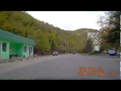 Поселок Тюменский Черное море
