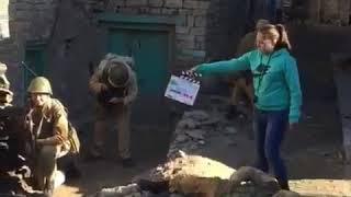 Съёмка фильма в Дагестане
