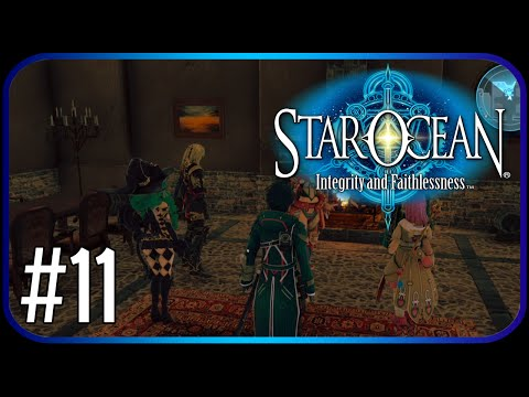 Star Ocean: Integrity and Faithlessness - Episode 11『The War Effort』