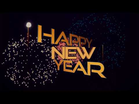 2018 Happy New Year Wish Video