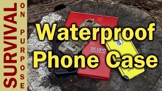 Seidio OBEX Waterproof iPhone Case Review