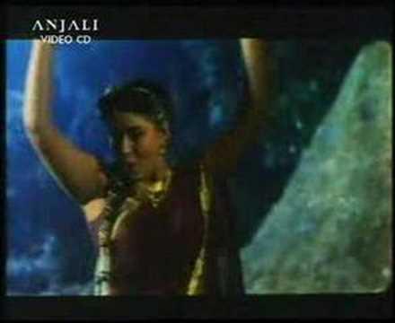 radha rain song hot with suman thumbnail