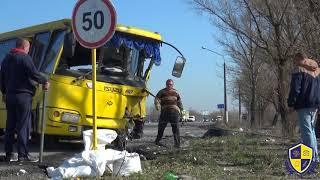 ДТП на перехресті Калинівка-Путрівка