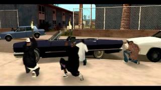 H-RP || Ten-Tray Ballaz Movie: Ballaz Stars (GTA San Andreas Gang)