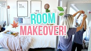 CUTE FALL ROOM MAKEOVER!!!