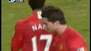 Cristiano Ronaldo - Perfect free kick