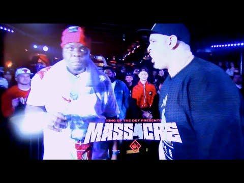 THESAURUS VS E NESS MASSACRE 4 RECAP,  WHO YOU THOUGHT WON???
