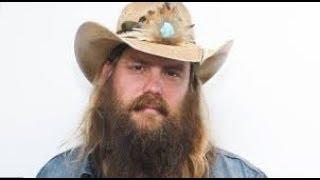 Chris Stapleton - Scarecrow In The Garden (Karaoke Version)