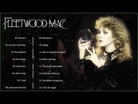 Fleetwood Mac Greatest Hits Full Album Playlist 2020 || The Best Of Fleetwood Mac🌷🌷
