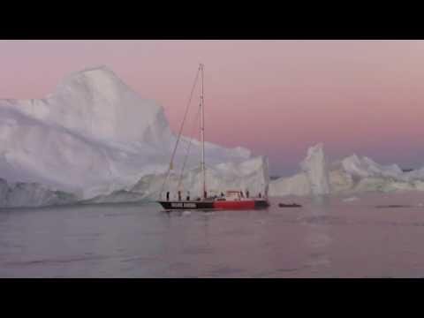 Ilulissat Icefjord Midnight Cruise - August 2017