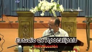 Estudio de Apocalipsis Clase 1 (Introducción) - Pastor Moisés Román Díaz
