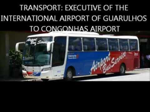 AIRPORT BUS SERVICE   SÃO PAULO   GUARULHOS