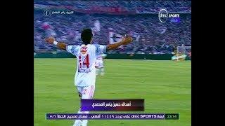 الحريف - حسين ياسر المحمدي : فترتي مع الزمالك أفضل من فترتي مع