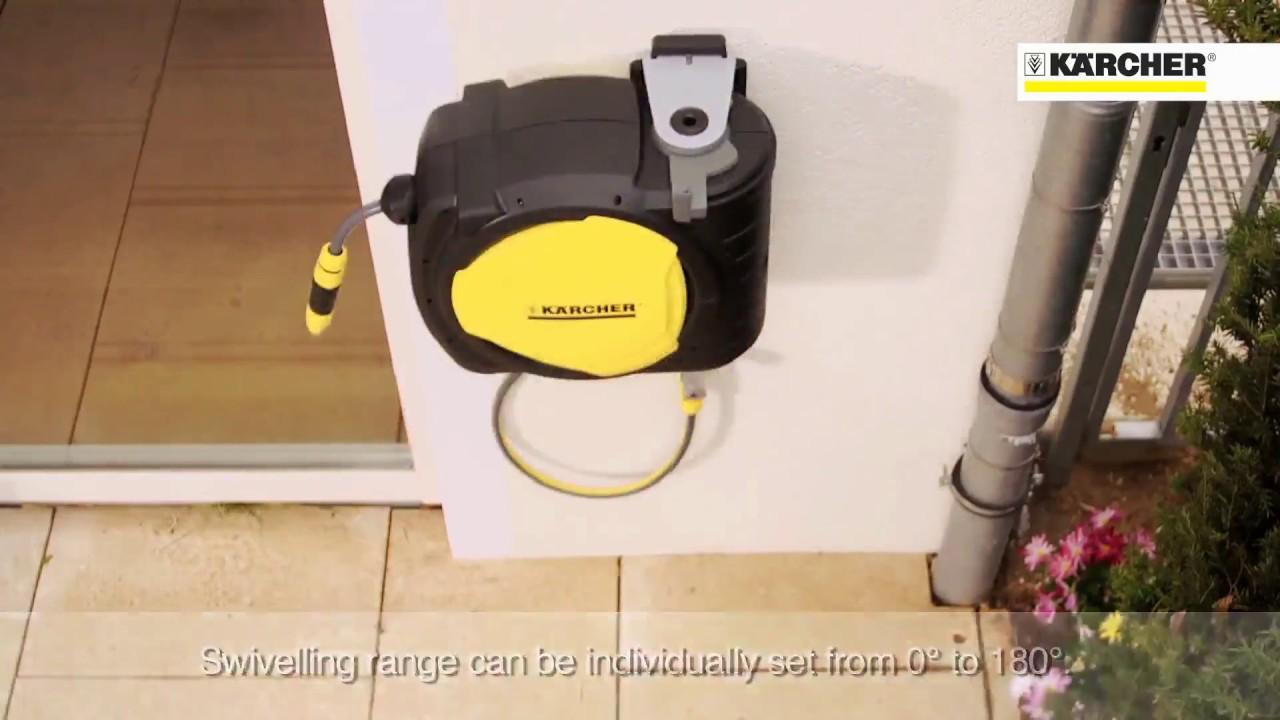 Karcher CR7.220 Premium Hose Box Automatic 20m Water Hose ...