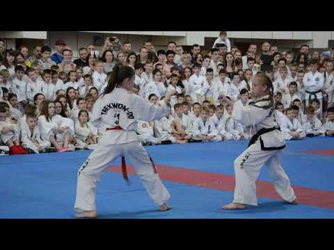 Girls Fight: SPARTA KIEV Taekwon-do ITF