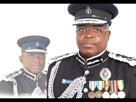 BREAKING: Prez Akufo Addo Appoints COP James Oppong Boanuh As Acting IGP