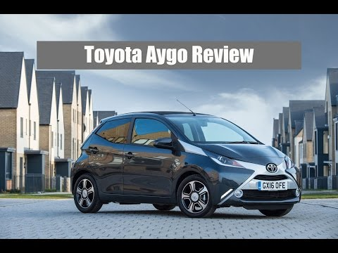 Toyota Aygo Full Video Review 2014