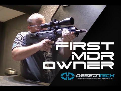 First MDR Owner