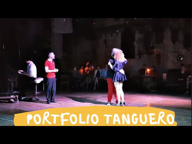 Teatro, canto y baile en La Catedral Tango Buenos Aires
