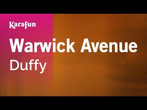 Karaoke Warwick Avenue - Duffy *
