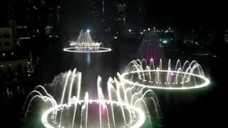 Burj Dubai Fountain shuhaib machinchery uae al dhaid india kerala