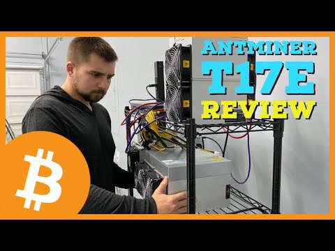 a-bitcoin-miner-for-mining-farms?-bitmain-antminer-t17e-setup,-review,-and,-profitability!