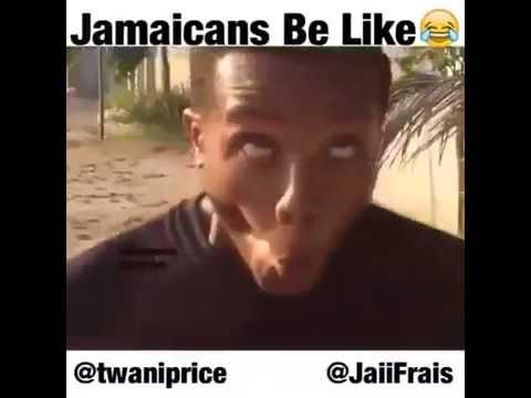jamaican people be like