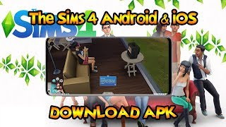 Gambar cover The Sims 4 Mobile - Download The Sims 4 APK for Android