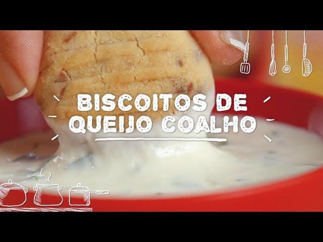 Biscoitos de Queijo Coalho - Sabor com Carinho (Tijuca Alimentos)