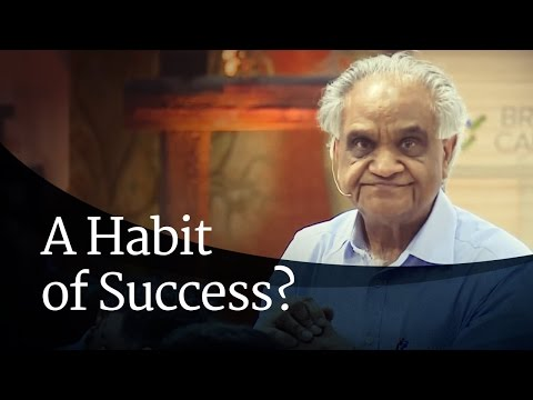 A Habit of Success? Sadhguru and Ram Charan on INSIGHT Day 1