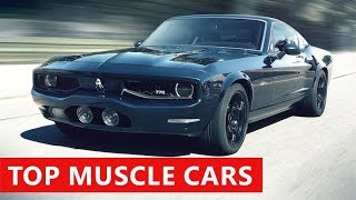 10 New Muscle Cars American Coming in 2018. Best Upcoming Fast Cars 2018. thumbnail