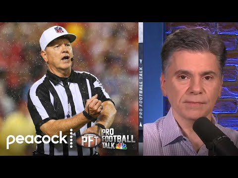 Why roughing the passer penalty needs an overhaul | Pro Football Talk | NBC Sports