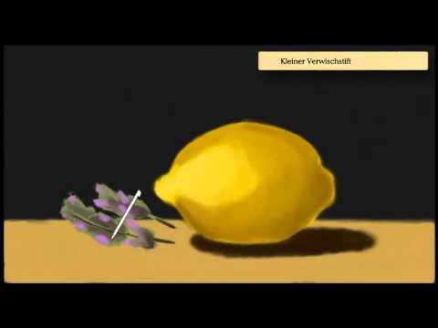 Art Academy: Atelier Bild 6. Zitrone mit einem hauch Lawen
