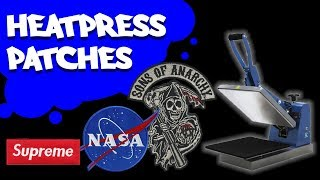 The Truth About Heat Press Patches