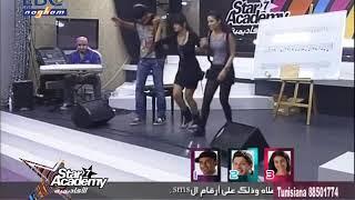 احلى رقص خليجي رحمه رياض و سلطان الراشد في ستار اكاديمي