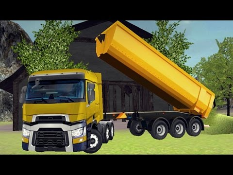Farm Truck 3D: Silage - Android Gameplay HD