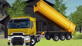 Farm Truck 3D: Silage - Android Gameplay HD screenshot 1