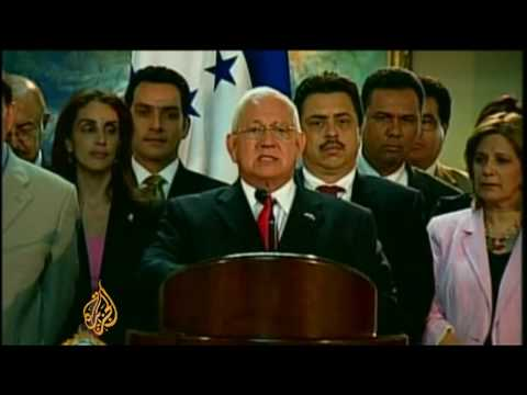 Zelaya's return to Honduras prompts curfew - 22 Sep 09