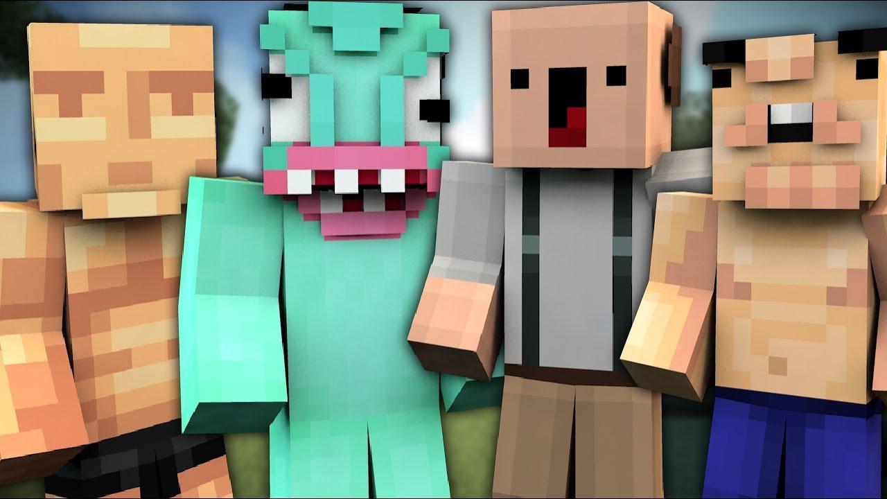 11 FUNNY MINECRAFT SKINS! - Top Minecraft Skins