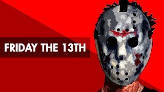 """""""FRIDAY THE 13TH"""" Dark Trap Beat Instrumental 2017 