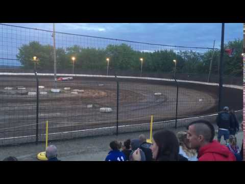 Super Late Models at Sycamore Speedway