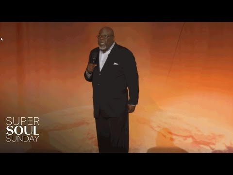 Bishop T.D. Jakes: How to Use Your Time Effectively | SuperSoul Sunday | Oprah Winfrey Network