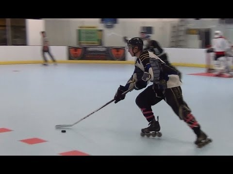 Roller Hockey - Storm vs. Grim Reefers - Period 1 (5/8/14) Roller Hockey Dangles Dekes Moves Skills