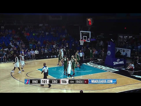 Highlights: Cat Barber (24 points)  vs. the Bighorns, 2/11/2017