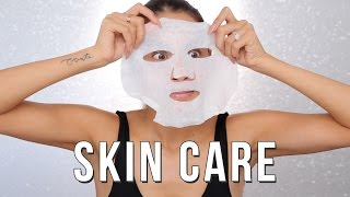 UPDATED SKIN CARE 2016 | DESI PERKINS